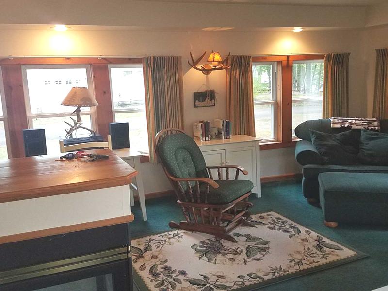 Higgins Lake Rental Cabin