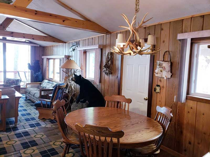 Higgins Lake Rental Cabin: Masters Inn